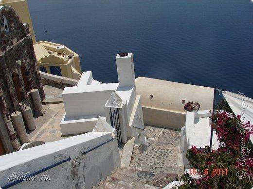 Здравствуйте, дорогие жители нашей прекрасной СМ! Приглашаю ВАС совершить  небольшое путешествие на греческий остров Санторини. фото 11