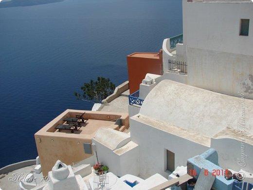 Здравствуйте, дорогие жители нашей прекрасной СМ! Приглашаю ВАС совершить  небольшое путешествие на греческий остров Санторини. фото 14