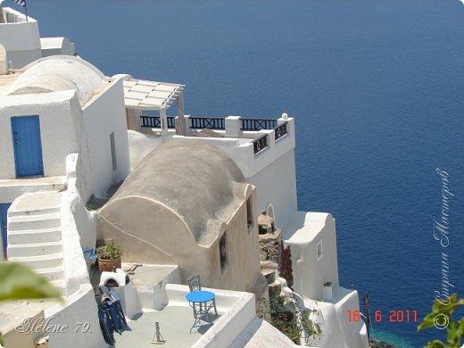 Здравствуйте, дорогие жители нашей прекрасной СМ! Приглашаю ВАС совершить  небольшое путешествие на греческий остров Санторини. фото 15