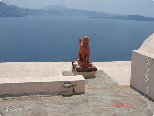 Здравствуйте, дорогие жители нашей прекрасной СМ! Приглашаю ВАС совершить  небольшое путешествие на греческий остров Санторини. фото 17