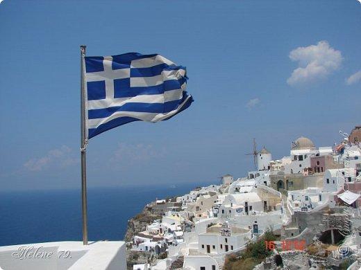Здравствуйте, дорогие жители нашей прекрасной СМ! Приглашаю ВАС совершить  небольшое путешествие на греческий остров Санторини. фото 2