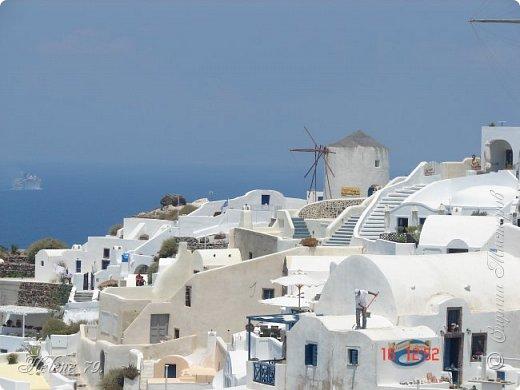 Здравствуйте, дорогие жители нашей прекрасной СМ! Приглашаю ВАС совершить  небольшое путешествие на греческий остров Санторини. фото 19