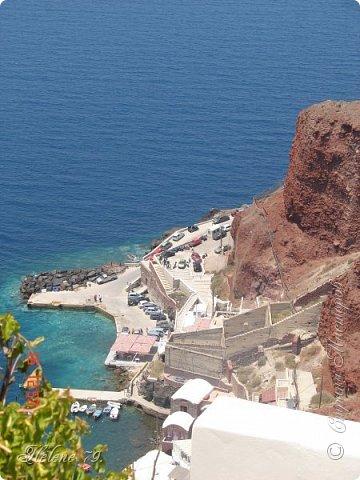 Здравствуйте, дорогие жители нашей прекрасной СМ! Приглашаю ВАС совершить  небольшое путешествие на греческий остров Санторини. фото 20