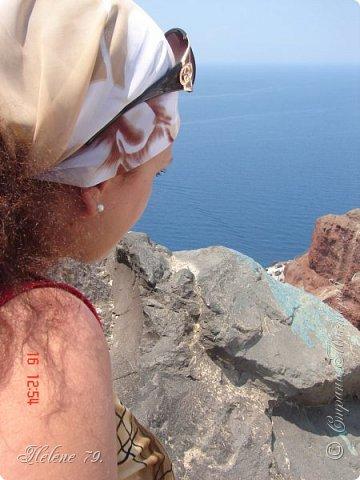 Здравствуйте, дорогие жители нашей прекрасной СМ! Приглашаю ВАС совершить  небольшое путешествие на греческий остров Санторини. фото 21