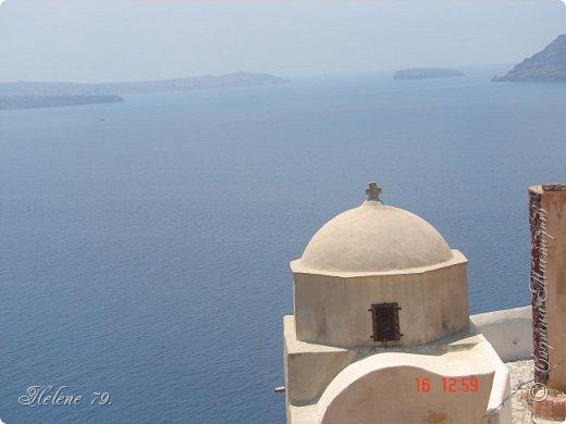 Здравствуйте, дорогие жители нашей прекрасной СМ! Приглашаю ВАС совершить  небольшое путешествие на греческий остров Санторини. фото 22