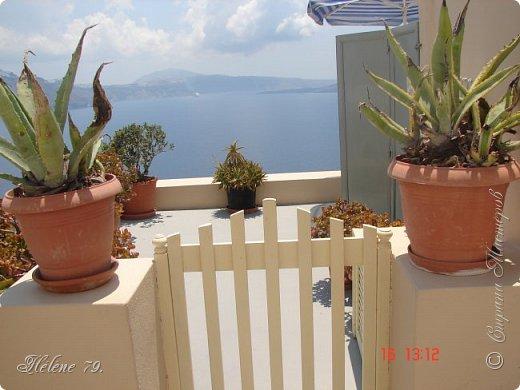 Здравствуйте, дорогие жители нашей прекрасной СМ! Приглашаю ВАС совершить  небольшое путешествие на греческий остров Санторини. фото 27