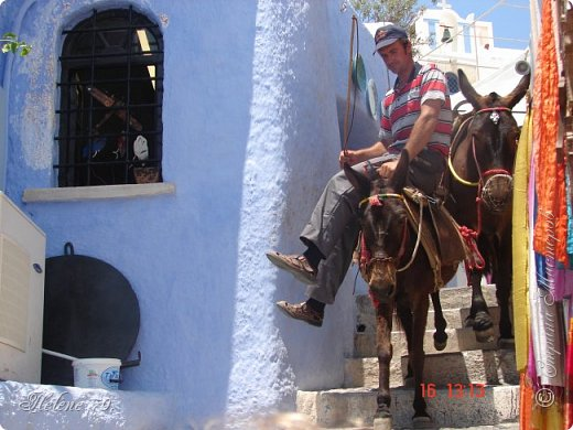 Здравствуйте, дорогие жители нашей прекрасной СМ! Приглашаю ВАС совершить  небольшое путешествие на греческий остров Санторини. фото 29