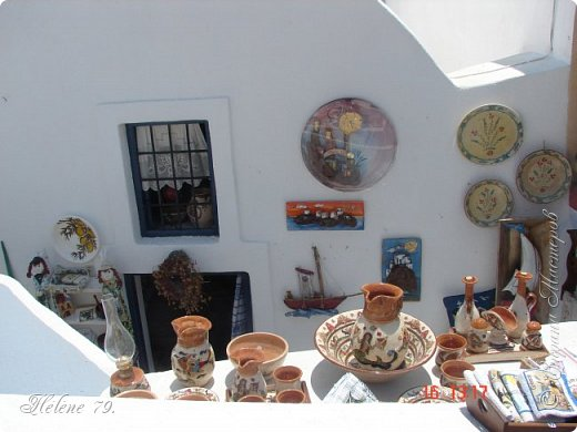 Здравствуйте, дорогие жители нашей прекрасной СМ! Приглашаю ВАС совершить  небольшое путешествие на греческий остров Санторини. фото 34