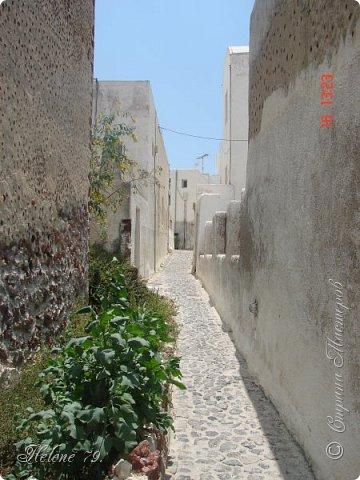 Здравствуйте, дорогие жители нашей прекрасной СМ! Приглашаю ВАС совершить  небольшое путешествие на греческий остров Санторини. фото 37