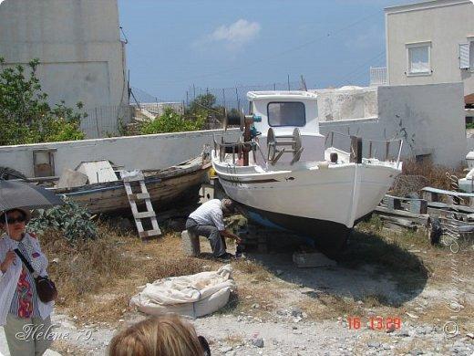 Здравствуйте, дорогие жители нашей прекрасной СМ! Приглашаю ВАС совершить  небольшое путешествие на греческий остров Санторини. фото 42