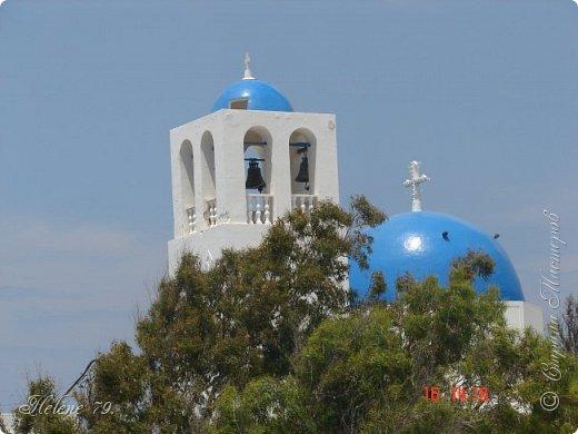 Здравствуйте, дорогие жители нашей прекрасной СМ! Приглашаю ВАС совершить  небольшое путешествие на греческий остров Санторини. фото 46