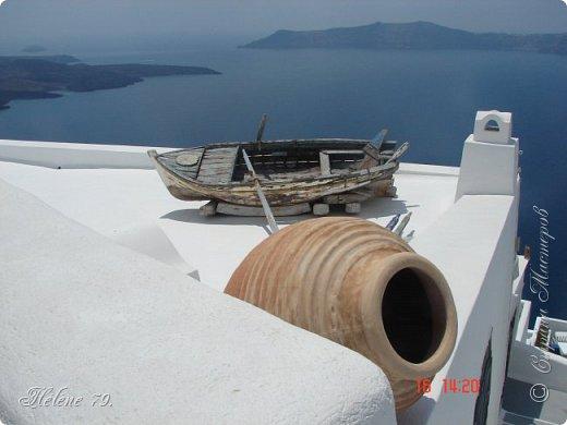 Здравствуйте, дорогие жители нашей прекрасной СМ! Приглашаю ВАС совершить  небольшое путешествие на греческий остров Санторини. фото 50