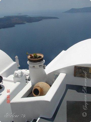 Здравствуйте, дорогие жители нашей прекрасной СМ! Приглашаю ВАС совершить  небольшое путешествие на греческий остров Санторини. фото 51