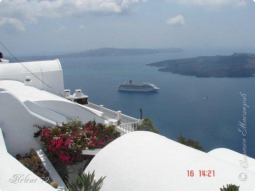 Здравствуйте, дорогие жители нашей прекрасной СМ! Приглашаю ВАС совершить  небольшое путешествие на греческий остров Санторини. фото 53