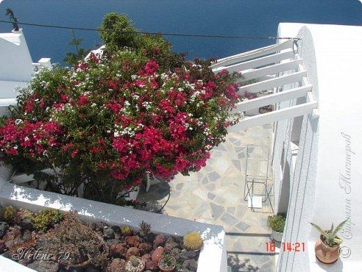 Здравствуйте, дорогие жители нашей прекрасной СМ! Приглашаю ВАС совершить  небольшое путешествие на греческий остров Санторини. фото 54