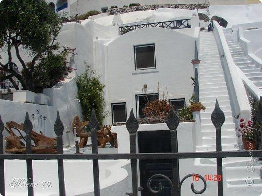 Здравствуйте, дорогие жители нашей прекрасной СМ! Приглашаю ВАС совершить  небольшое путешествие на греческий остров Санторини. фото 55