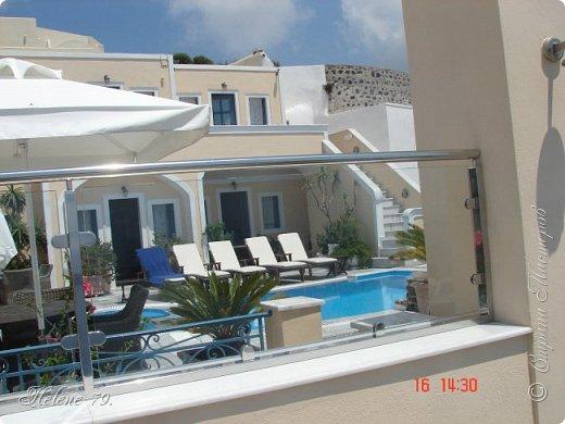 Здравствуйте, дорогие жители нашей прекрасной СМ! Приглашаю ВАС совершить  небольшое путешествие на греческий остров Санторини. фото 57