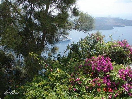 Здравствуйте, дорогие жители нашей прекрасной СМ! Приглашаю ВАС совершить  небольшое путешествие на греческий остров Санторини. фото 60