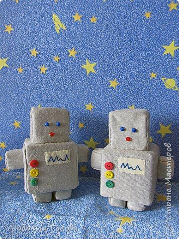 Два брата робота фото 1