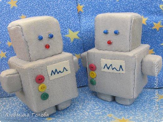Два брата робота фото 3