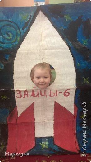 Полет на ракете фото 5