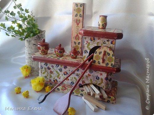 Русская печь - чайный домик фото 1