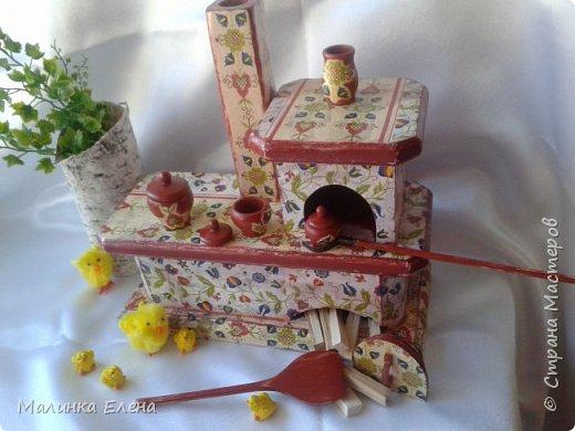 Русская печь - чайный домик фото 2