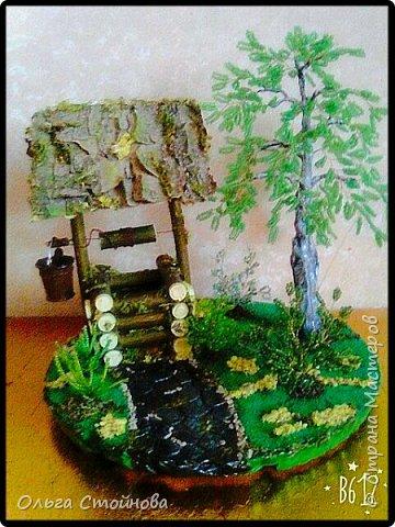 Колодец делала по мк Шадриной Ирины http://stranamasterov.ru/node/1015974?c=favorite,за что ей огромное спасибо!!! фото 2