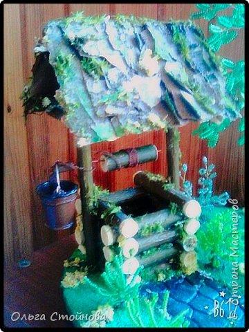 Колодец делала по мк Шадриной Ирины http://stranamasterov.ru/node/1015974?c=favorite,за что ей огромное спасибо!!! фото 5
