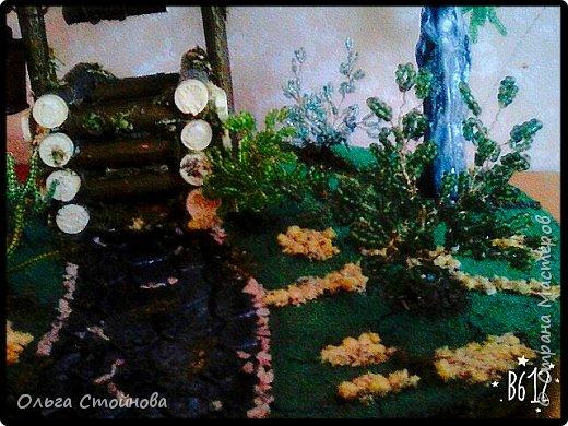 Колодец делала по мк Шадриной Ирины http://stranamasterov.ru/node/1015974?c=favorite,за что ей огромное спасибо!!! фото 8