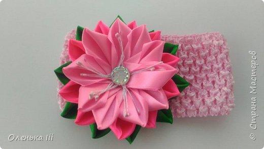 Немного повязок для маленьких принцесс)) фото 6