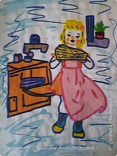 Наши рисунки- раскраски к Масленице(взяли из Интернета). фото 5