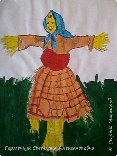 Наши рисунки- раскраски к Масленице(взяли из Интернета). фото 8