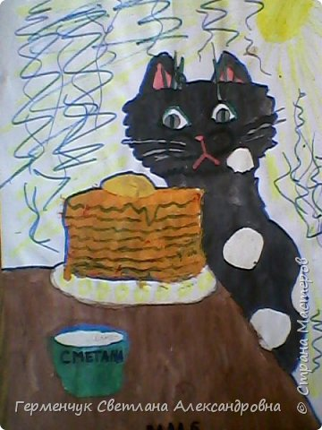 Наши рисунки- раскраски к Масленице(взяли из Интернета). фото 19