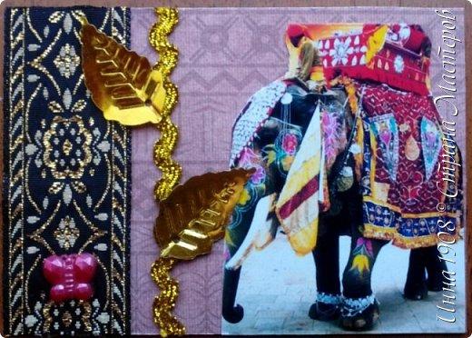 """Доброго времени суток, уважаемые мастерицы! Предлагаю вниманию участников Совместника-3 """"Вкусная география"""" http://stranamasterov.ru/node/1087039?c=favorite серию АТС «Слоны». В Индии слон считается священным животным, олицетворяя мудрость, благоразумие и силу. Именно поэтому слон – символ Индии. Слоны участвуют в свадебных церемониях и других торжествах. фото 4"""