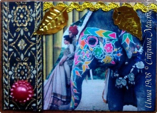 """Доброго времени суток, уважаемые мастерицы! Предлагаю вниманию участников Совместника-3 """"Вкусная география"""" http://stranamasterov.ru/node/1087039?c=favorite серию АТС «Слоны». В Индии слон считается священным животным, олицетворяя мудрость, благоразумие и силу. Именно поэтому слон – символ Индии. Слоны участвуют в свадебных церемониях и других торжествах. фото 8"""