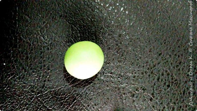 Простой МК сережек из полимерной глины.Немножко весны для настроения)))  фото 4