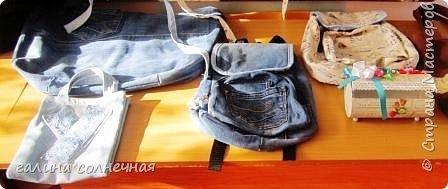 Здравствуйте. Попробовали на занятиях женского клуба сделать сумки и рюкзачки. Рюкзачки для внуков. Автор- Переверзева Галина Митрофановна. фото 9