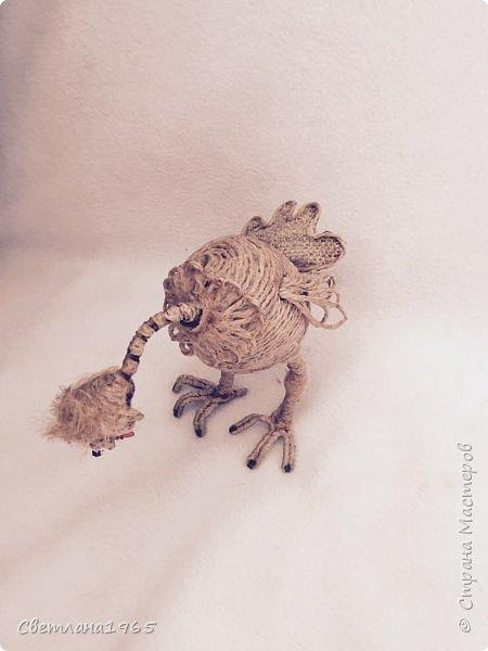Приветствую!Карикатура на страуса,никак не желал фоткаться... фото 3
