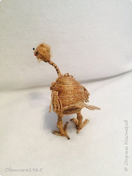 Приветствую!Карикатура на страуса,никак не желал фоткаться... фото 6