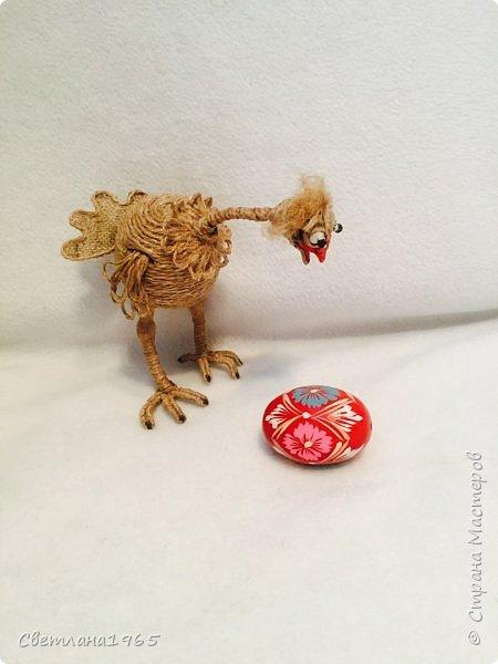 Приветствую!Карикатура на страуса,никак не желал фоткаться... фото 2