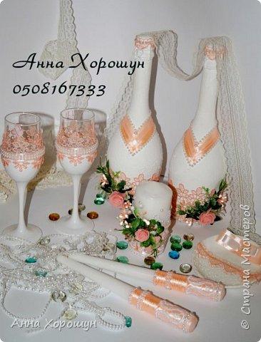 Свадебная казна, бокалы, шпмранское фото 2