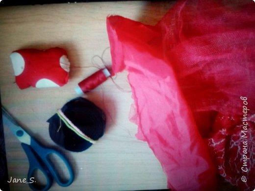 Итог работы - платье балерины: фото 2