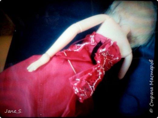 Итог работы - платье балерины: фото 6