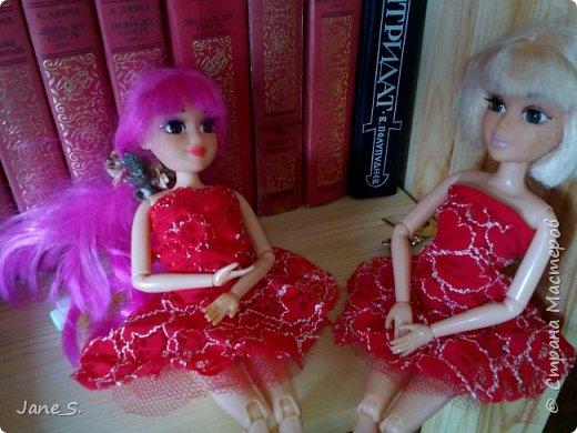 Итог работы - платье балерины: фото 8