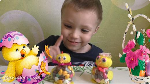 Пасхальные поделки Сувениры на пасху Своими руками Пасхальные сувениры своими руками Цыплята из фетра Easter handmade фото 1