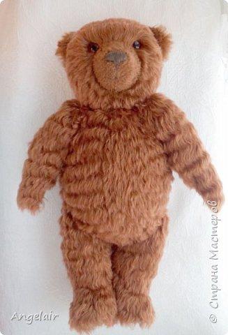 """Медведь """"Мих-Мих"""". Рост 40 см.  фото 1"""