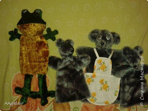 """Медведь """"Мих-Мих"""". Рост 40 см.  фото 8"""