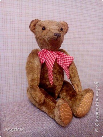 """Медведь """"Мих-Мих"""". Рост 40 см.  фото 5"""