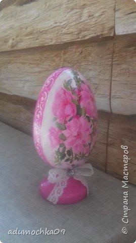 Декупаж шкатулок и пасхальных яиц фото 4